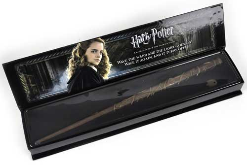 Illuminating Hermione Granger Wand