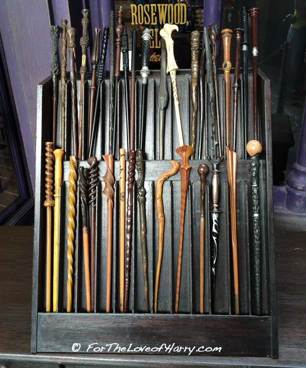Interactive harry potter wands for the love of harry for Gregorovitch wands