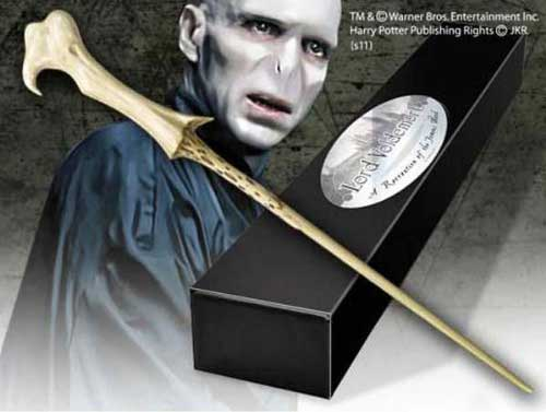 Noble Collection Lord Voldemort Wand