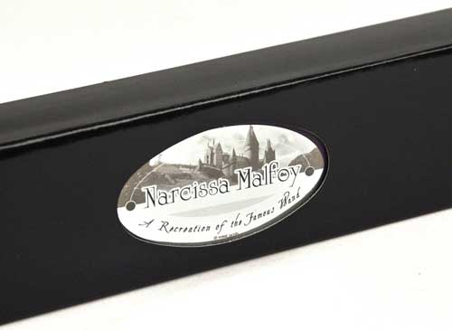 Noble Collection Narcissa Malfoy Wand