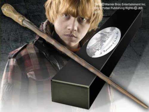 Noble Collection Ron Weasley Wand