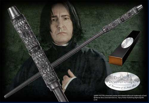 Noble Collection Severus Snape Wand