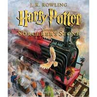 The Illustrated Edition of Harry Potter and the Sorcerer's Stone