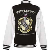 Hufflepuff Quidditch Varsity Jacket