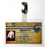 Luna Lovegood Student ID Badge