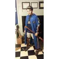 Ravenclaw Quidditch Robe