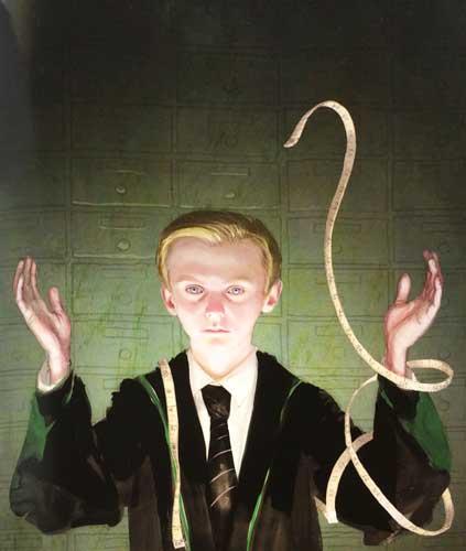 Jim Kay's Draco Malfoy
