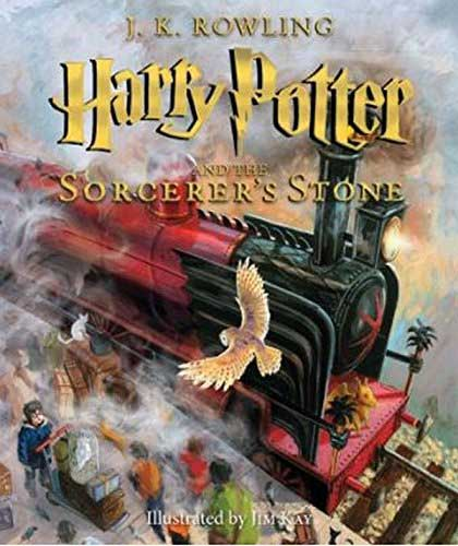 Jim Kay's The Illustrated Edition of Harry Potter and the Sorcerer's Stone