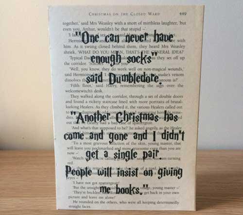 3 Card Harry Potter Bundle by AutumnPrints
