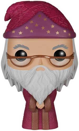 Albus Dumbledore Funko Pop Figure