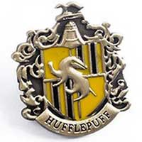 Hufflepuff House Pin