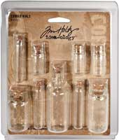 Potion Vials With Corks