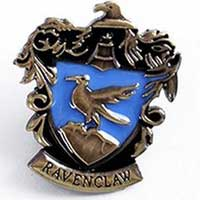 Ravenclaw House Pin