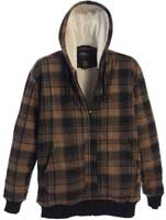 Plaid jacket for a Ron Weasley costume