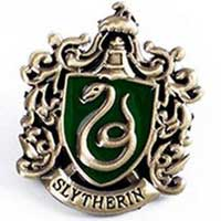 Slytherin House Pin
