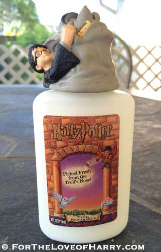 This is the entire bottle of Troll Booger Glue