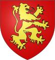 Lion Crest of Gryffindor House