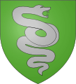 Serpent Crest for Slytherin House