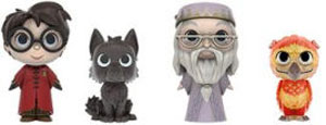 Harry Potter Mystery Minis that are exclusive to Barnes & Noble