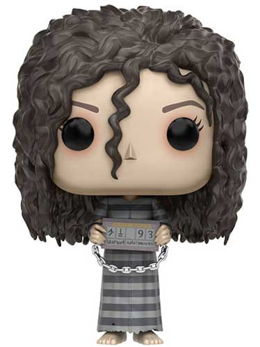 Bellatrix Lestrange as a prisoner of Azkaban Funko Pop