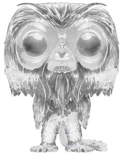 Invisible version of the a Demiguise Funko Pop