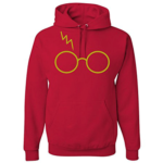 Show your love of Harry Potter by wearing a sweatshirt inspired by this magical world!