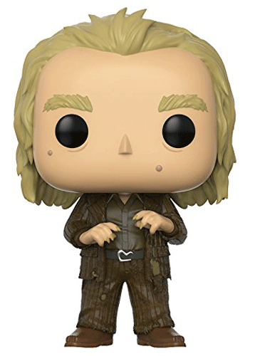 This is Funko Pop! 48 - Peter Pettigrew after he was exposed as a person, not a rat, by Sirius Black and Remus Lupin.