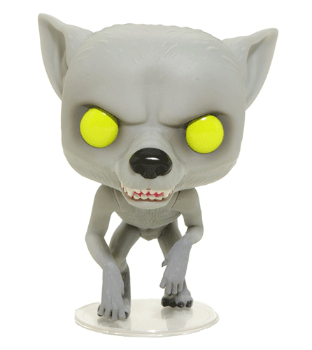 "This is Funko Pop! 49 - Remus Lupin as a Werewolf, from the third story, ""Harry Potter And The Prisoner Of Azkaban""."