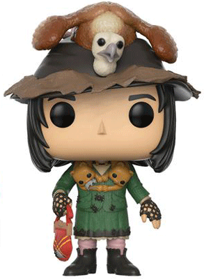 This is a 2017 New York Comic Con exclusive of a boggart that took on the shape of Snape wearing the clothes of Neville Longbottom's grandmother.