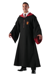 This is a replica of the Gryffindor robes worn in the Harry Potter movies.